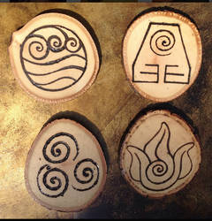 Avatar Coasters