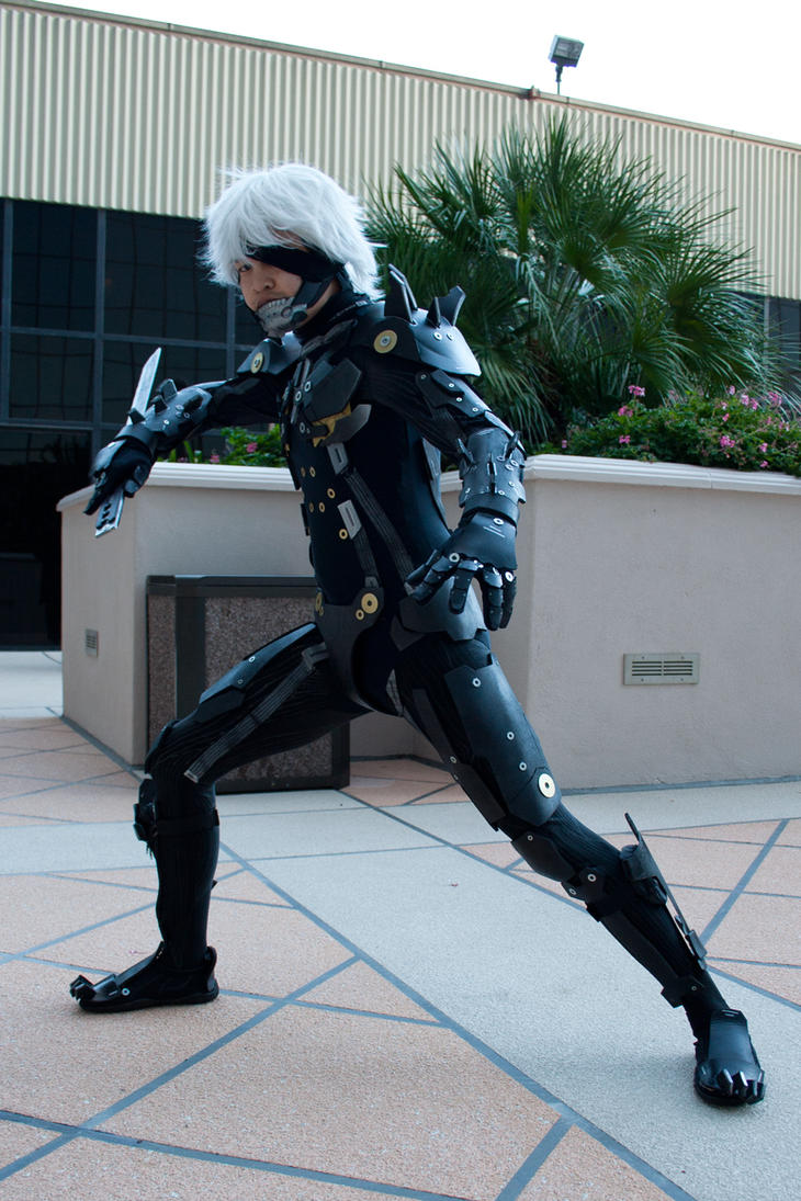 Raiden! by EriTesPhoto
