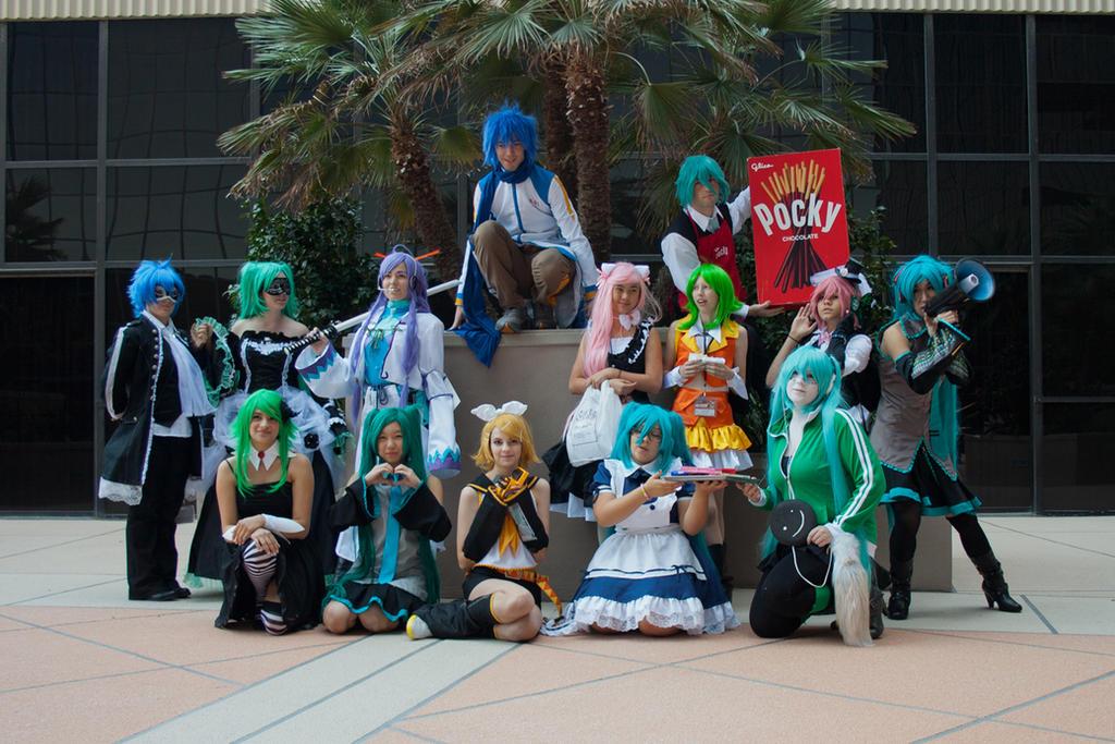 Vocaloid gathering PMX2012 - #2 by EriTesPhoto