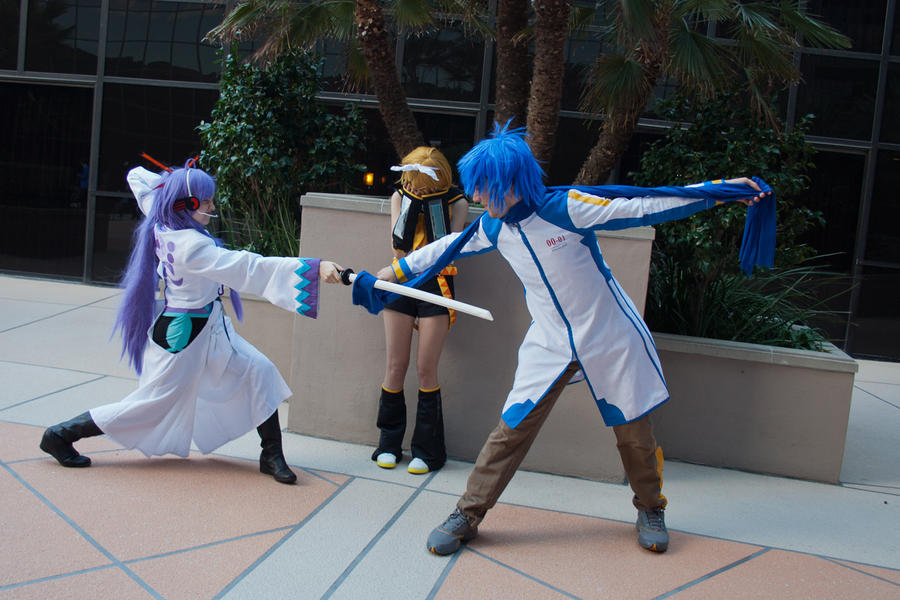 Vocaloid Gathering - Fight!! by EriTesPhoto