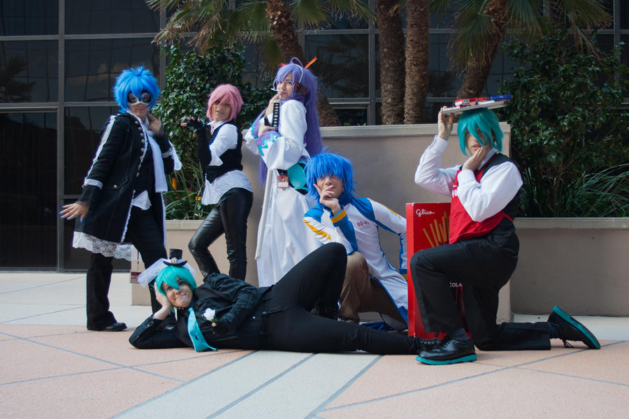 Vocaloid Gatheirng - Group shot by EriTesPhoto