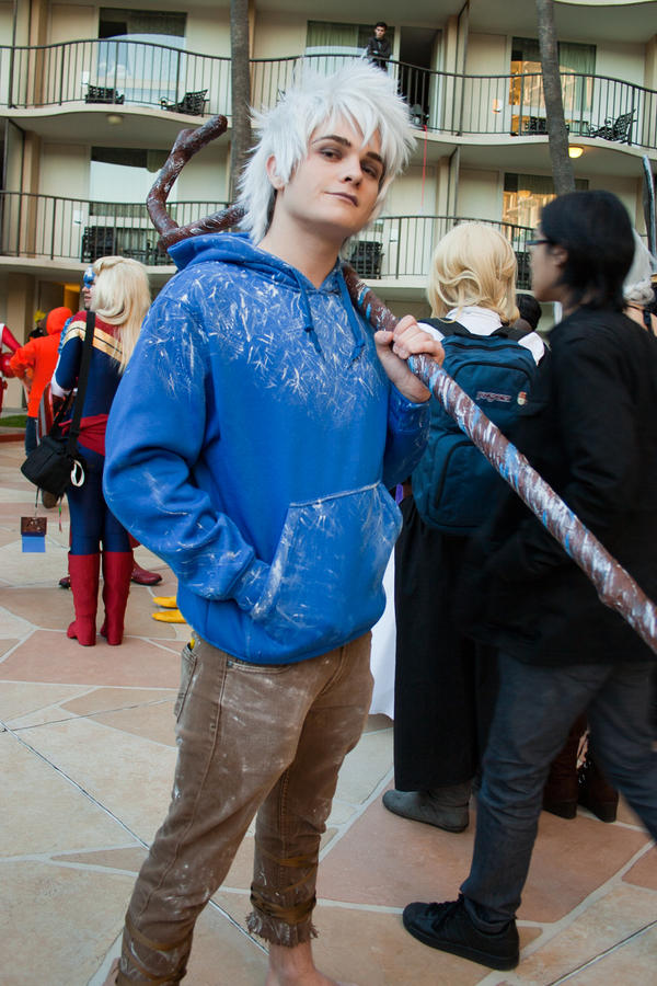 Jack Frost by EriTesPhoto