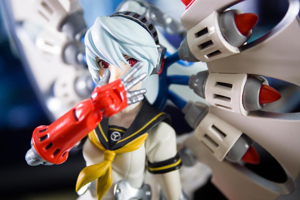 Mechanical Maiden by EriTesPhoto