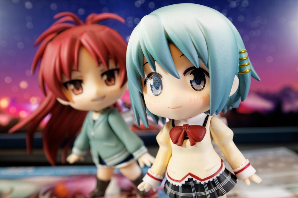 Sayaka and Kyoko by EriTesPhoto