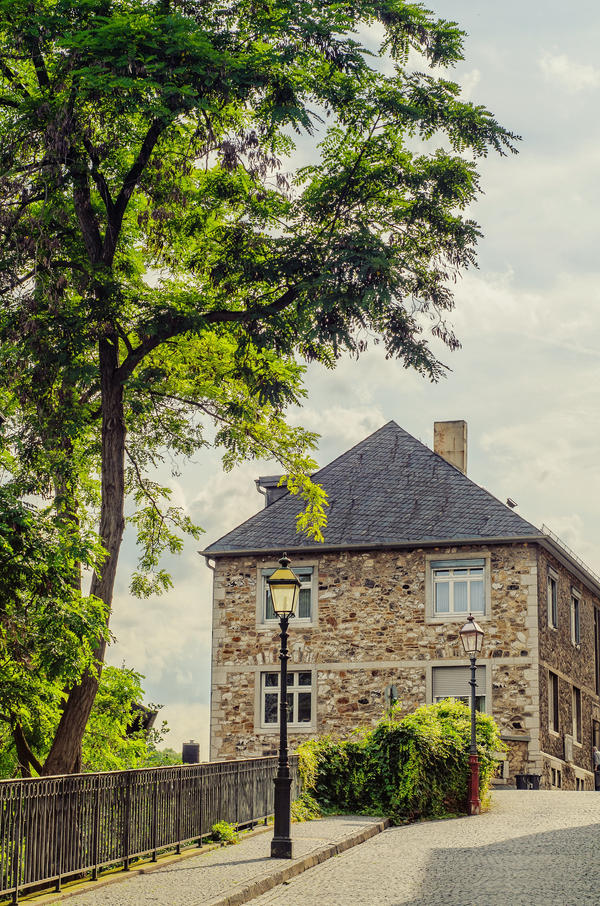 .: The old Vicarage :. by Frank-Beer