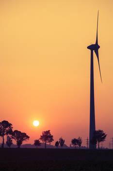 .: Rural Sunset :.