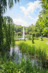 English Garden by Frank-Beer