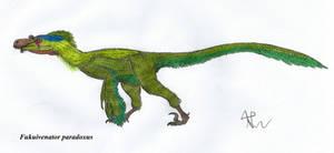 The omnivorous maniraptor made in Japan