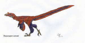 The Raptor that has (not so) normal sized arms