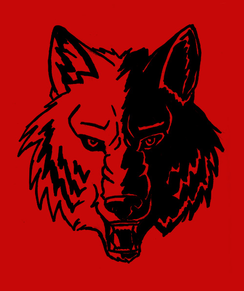 10 Beautiful Wolf Logo Designs  freecreatives