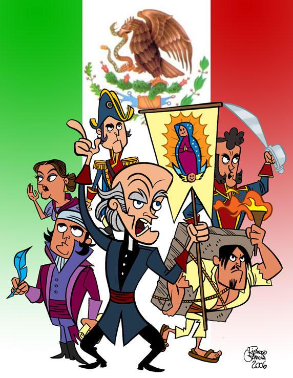 VIVA MEXICO by elmicro on DeviantArt