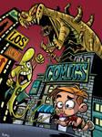 Los Comics, final