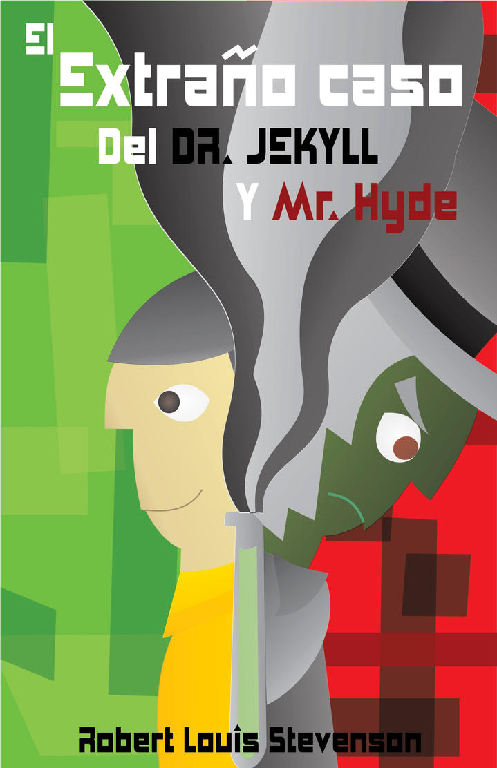 Jekyll Hyde Cubism by benedictbenson