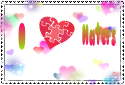 I love Haters Stamp by DemonPrincess18