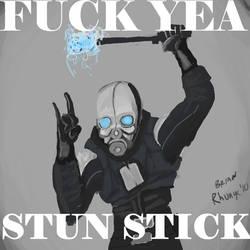 STUN STICK by Rhunyc