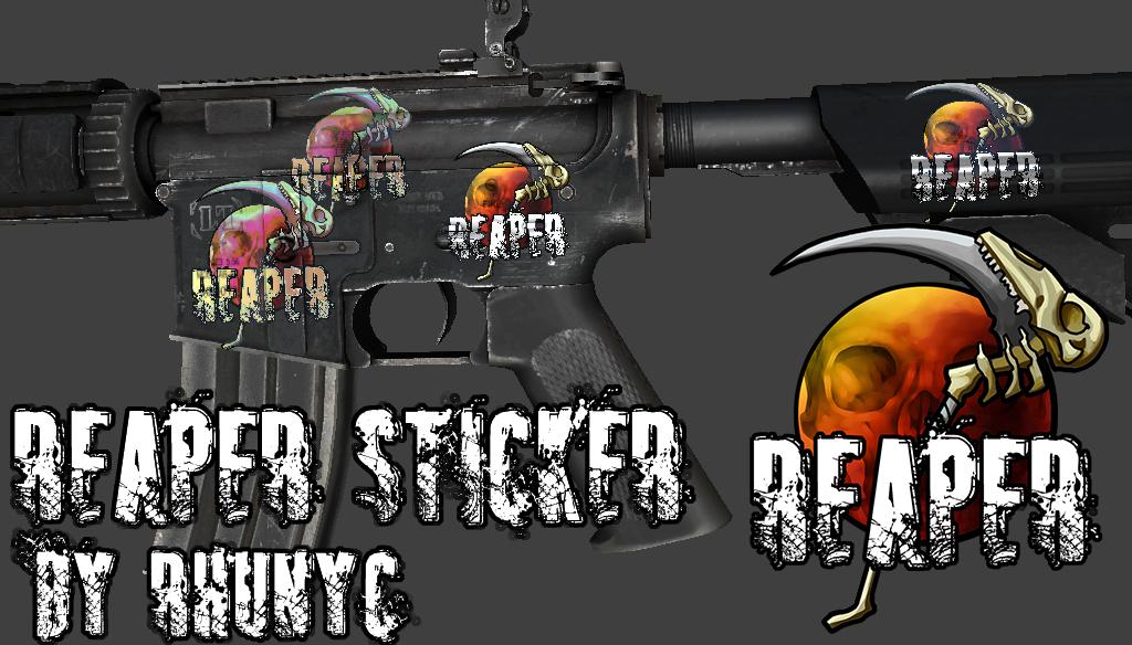 Reaper Store by Rhunyc