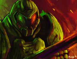 Messy Doom by Rhunyc