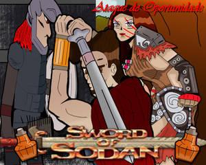 Ataque de Oportunidade A espada de Soldan