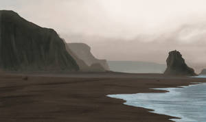 Landscape practice 1 by Wugrash