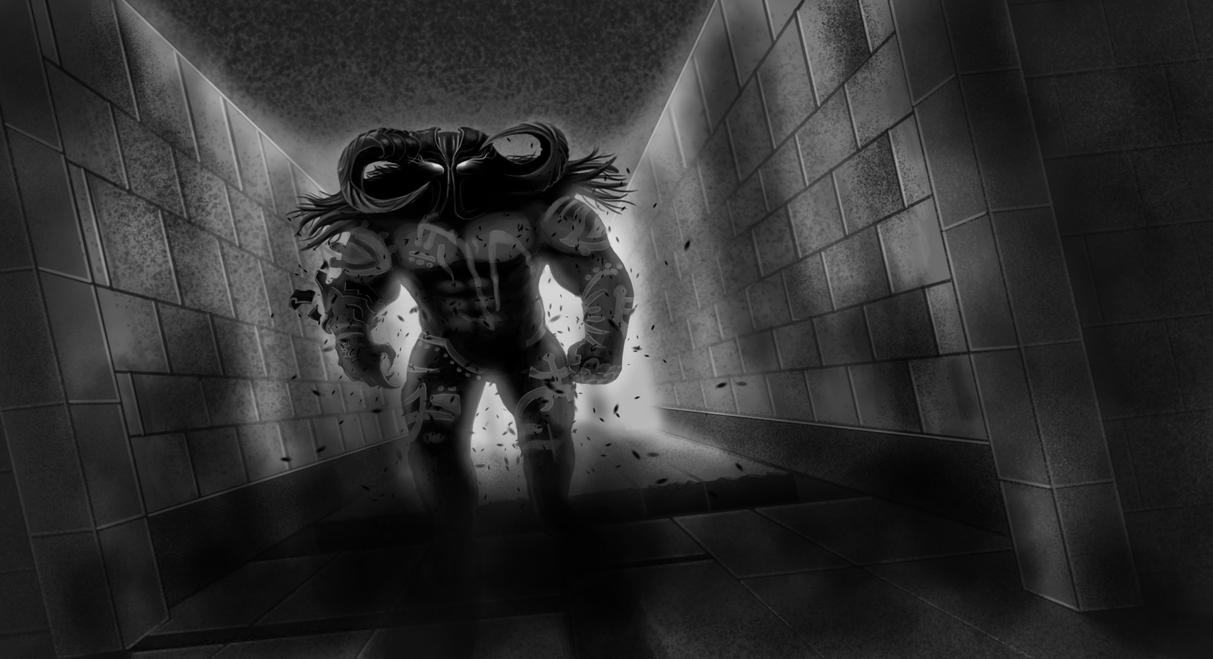 Dahaka (2013) by Wugrash on DeviantArt