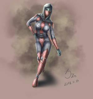 Morrowind - Dark Brotherhood Armor