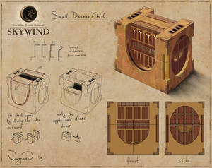 Skywind: Small Dwemer Chest