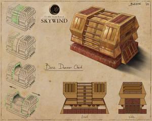 Skywind: Boss Dwemer Chest