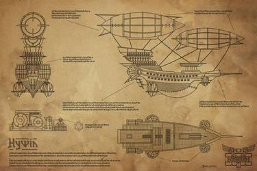 Blueprint - Airship