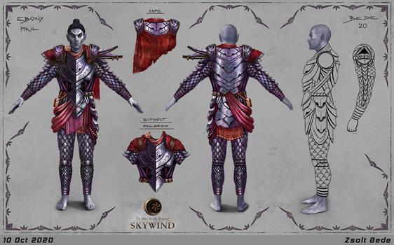 Skywind: Ebony Mail