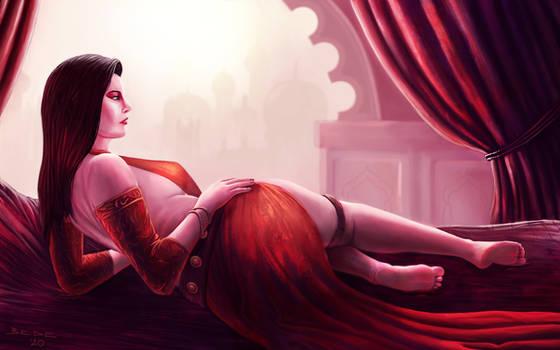 Kaileena - Prince of Persia Warrior Within