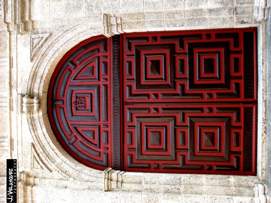 Cartagena Big Door by Molotov7 ... & Cartagena Big Door by Molotov7 on DeviantArt