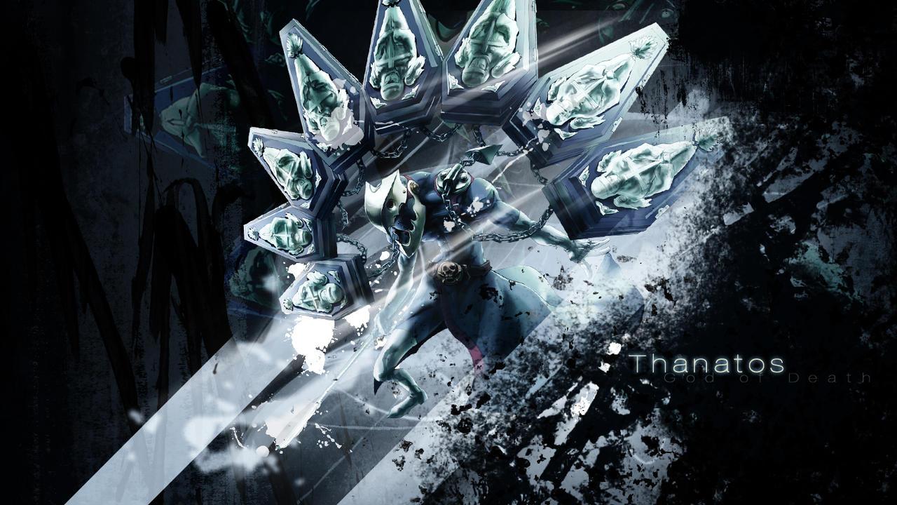 Thanatos Persona 3 by Shiny-KeyPersona 3 Thanatos Figure