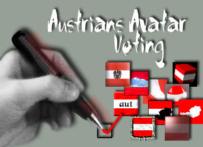 Avatar Contest Voting by austrians