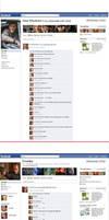 Facebook wars part 1 by XSpriteyX