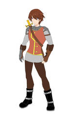 Braun Arc Primary Outfit
