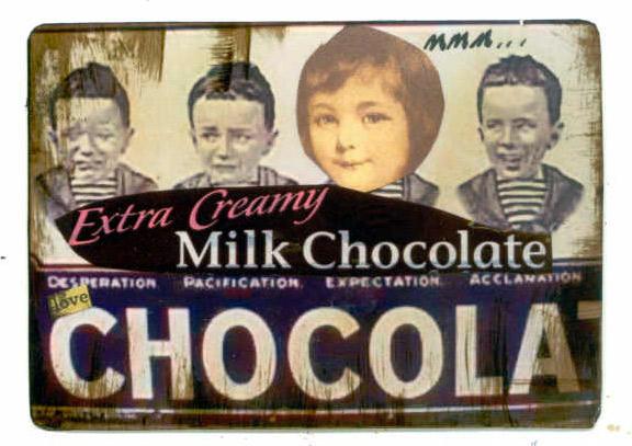 Chocolate by tisjewel