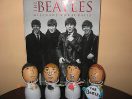The Beatles by BonaScottina