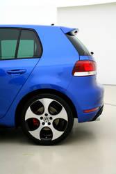 Volkswagen VW Golf GTI 6 VI 6 by puffy69