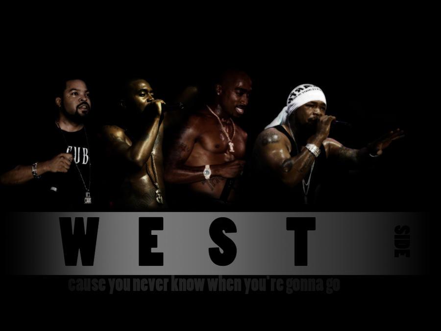 west side hip hop wallpaper by slayerekdesign on deviantart rh slayerekdesign deviantart com 2Pac Westside Wallpaper 2Pac Wallpaper Thug Life