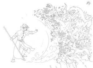 Mage vs Monsters