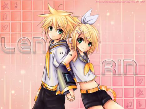 Len + Rin