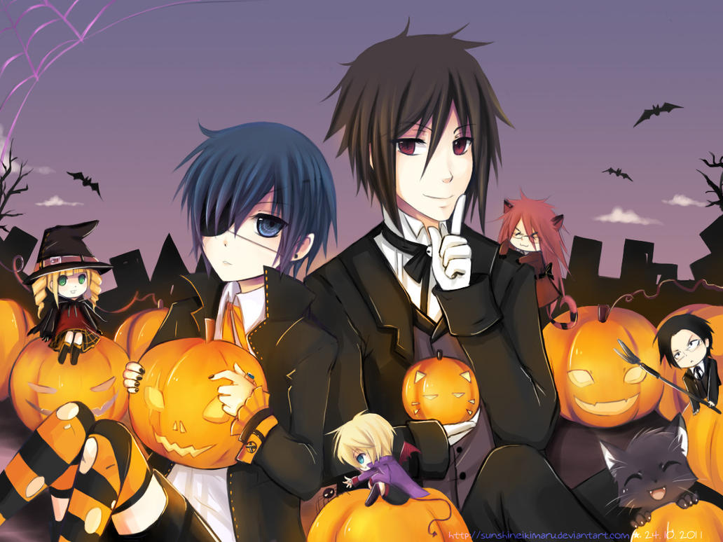 Halloween 2011 by sunshineikimaru