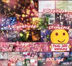 [Pack Share] Happy 200 watchers +