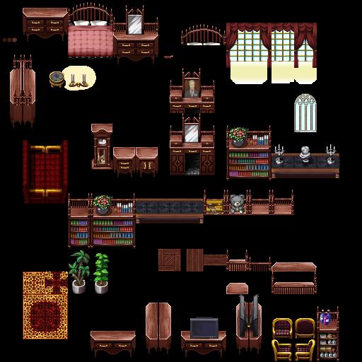 [VX/ACE] Muebles de estilo gótico Gothic_furniture_by_nicnubill-d6ol9ts
