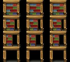 !$Bookcasedoor by Nicnubill