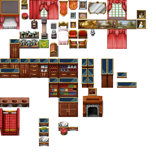 Cait's Graphical World - VX Ace - RPG Maker Central Forums