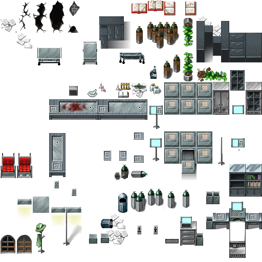 Cait's Graphical World - VX Ace - RPG Maker Central Forums
