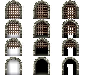 !castle Gate by Nicnubill on DeviantArt