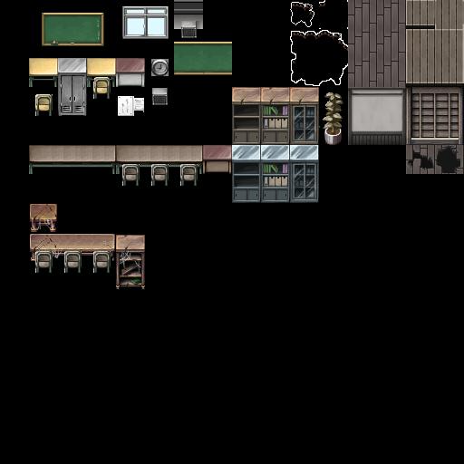 Bibliothèque des ressources VX Ace Tilesets Free_graphics_school_horror_1_by_nicnubill-d7spf1x