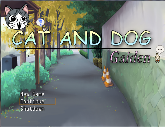 Cat And Dog Caitlin Rpg Game